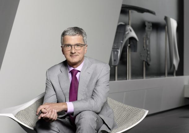 Just in; Audi CEO Rupert Stadler fired after months in jail