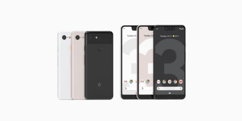 pixel 3 and pixel 3 xl google pixel hardware event