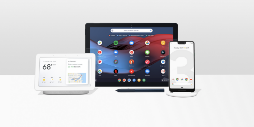 Google pixel hardware event
