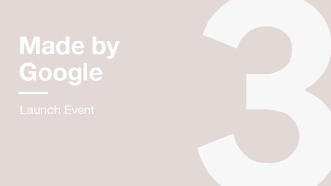 google pixel hardware event 2018