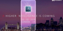 Huawei Mate 20 and 20 Pro launch event happening today!