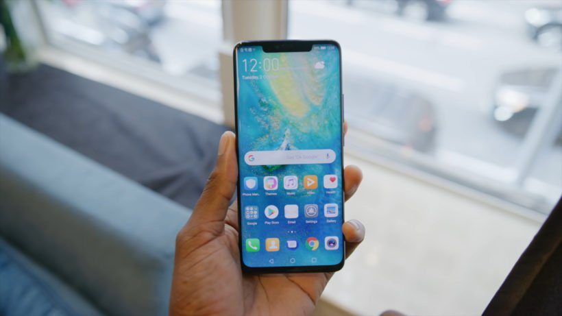 huawei mate 20 pro software emui android pie 9.0