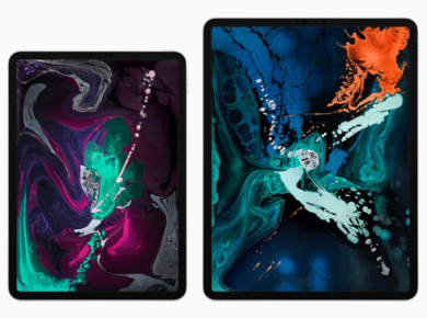 ipad pro 2018 both versions