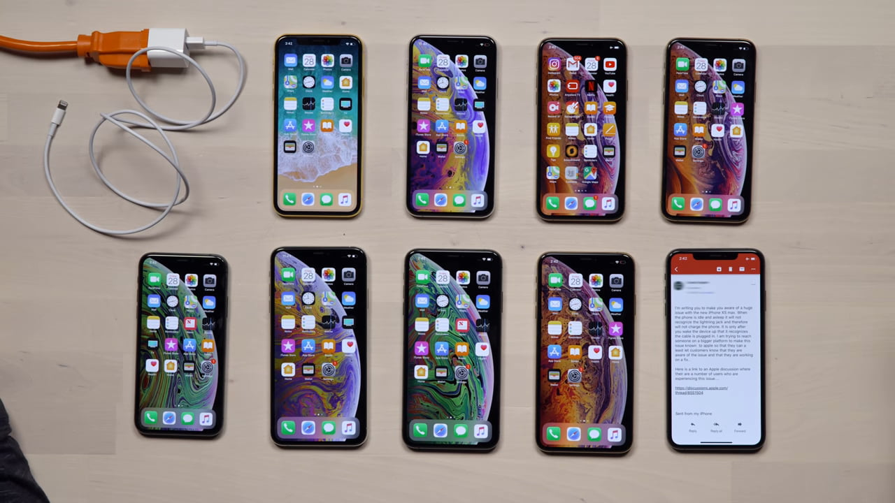 Apple updates iOS 12 to fix charging fiasco and Wifi issues