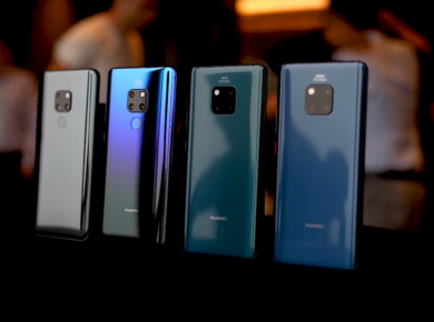 huawei mate 20 launch event