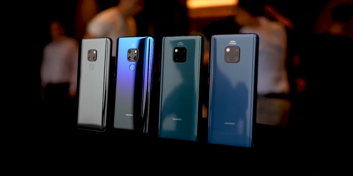 Huawei Mate 20 Launch Event: announcements that matter