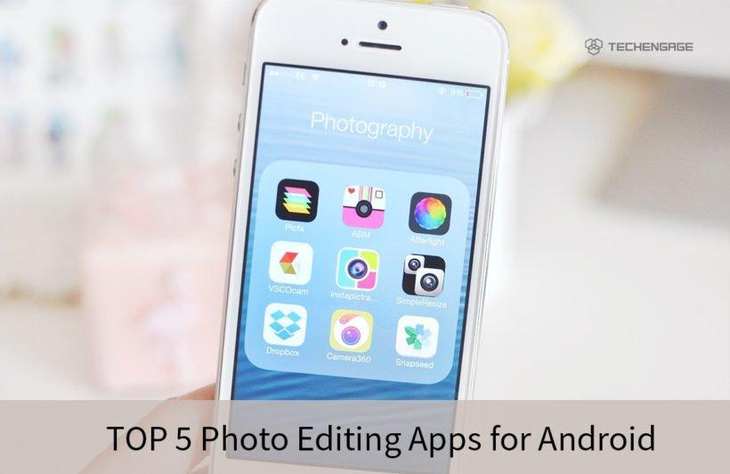 photo editng apps