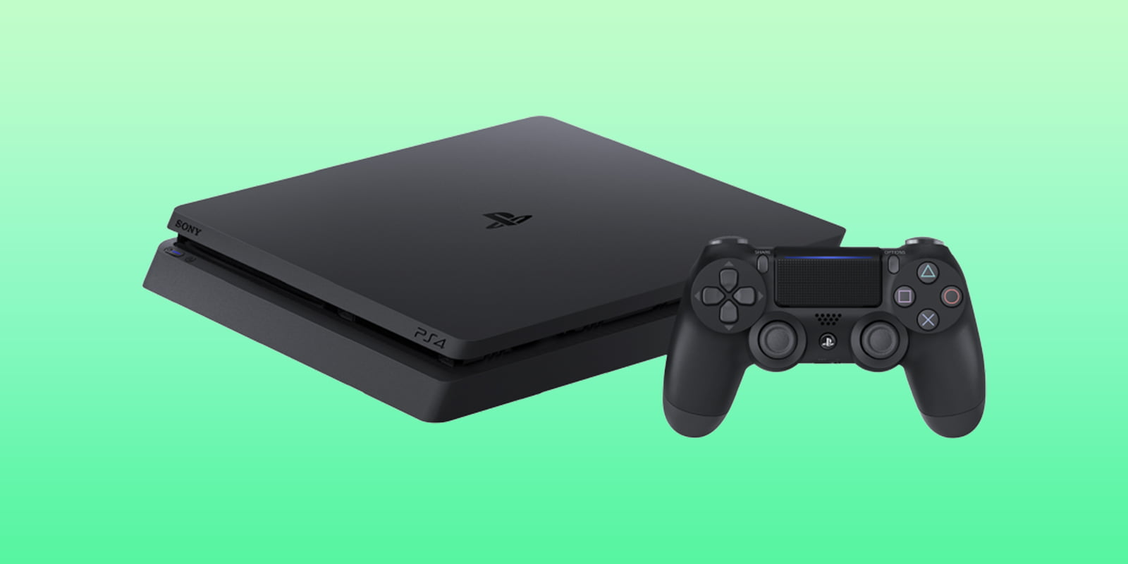 featured image containing PS4 with controller