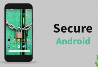 secure android phone