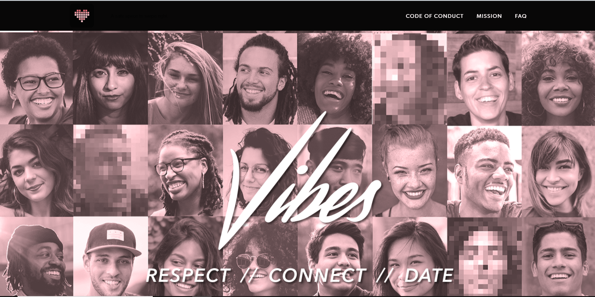 Dating App Vibes promises to provide a safe environment for love seekers