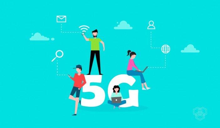 5G revolution in tech