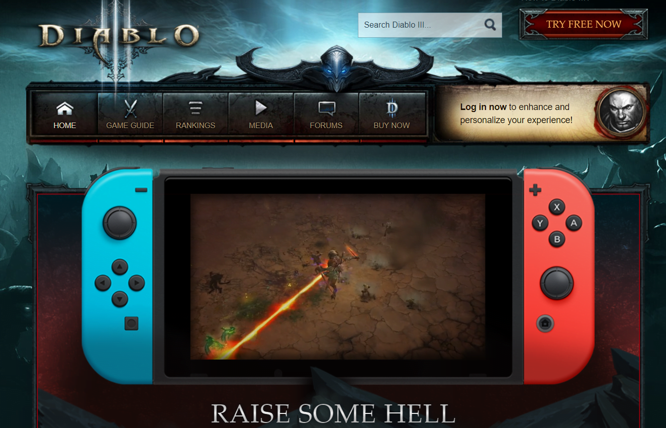 Diablo is coming to smartphones