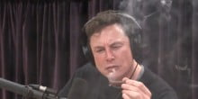 Elon Musk prohibited from smoking weed in public by NASA