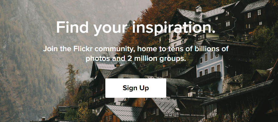 Flickr is deleting the number of Images