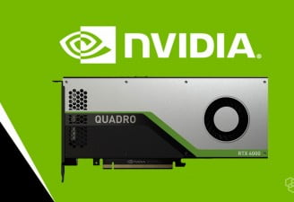 NVIDIA Quadro RTX 4000 Graphic Card
