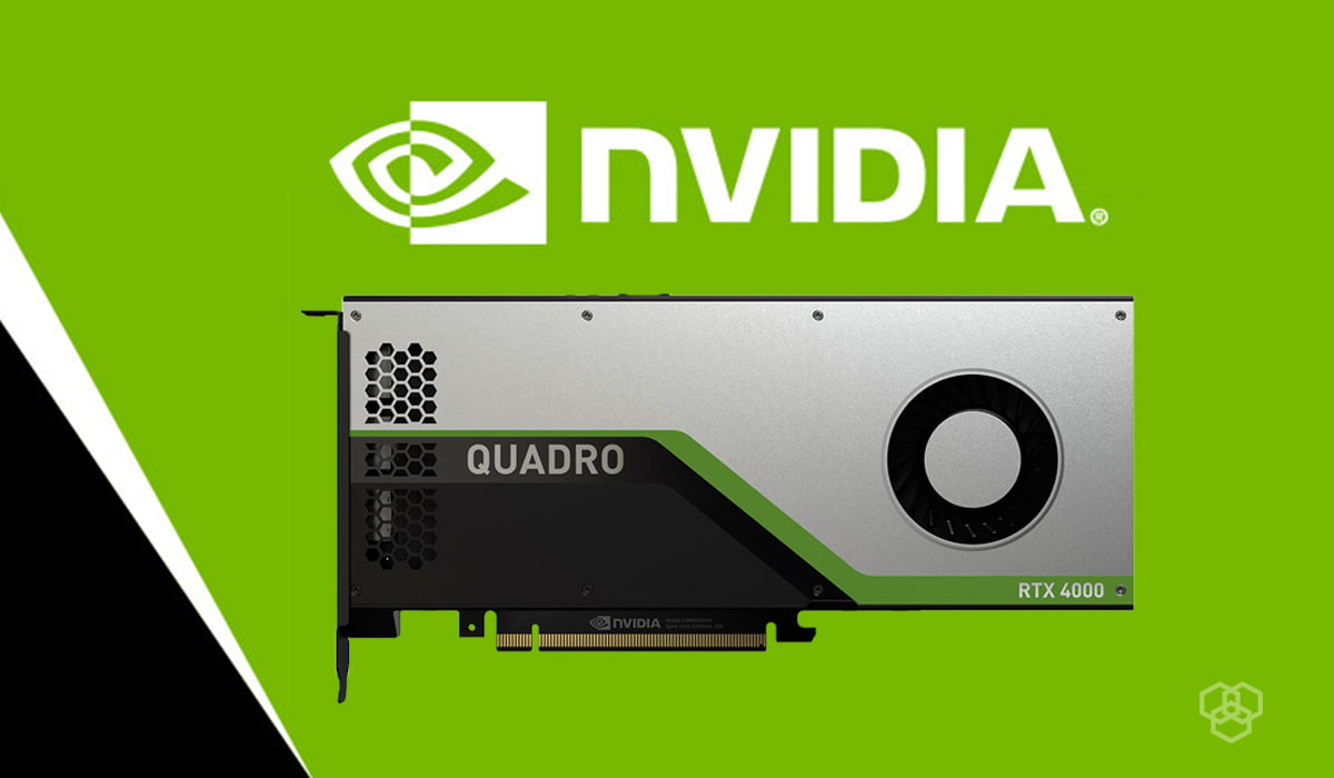 NVIDIA Quadro RTX 4000 Graphic Card