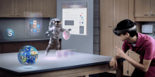 Microsoft gets an army contract to equip troops with Hololens