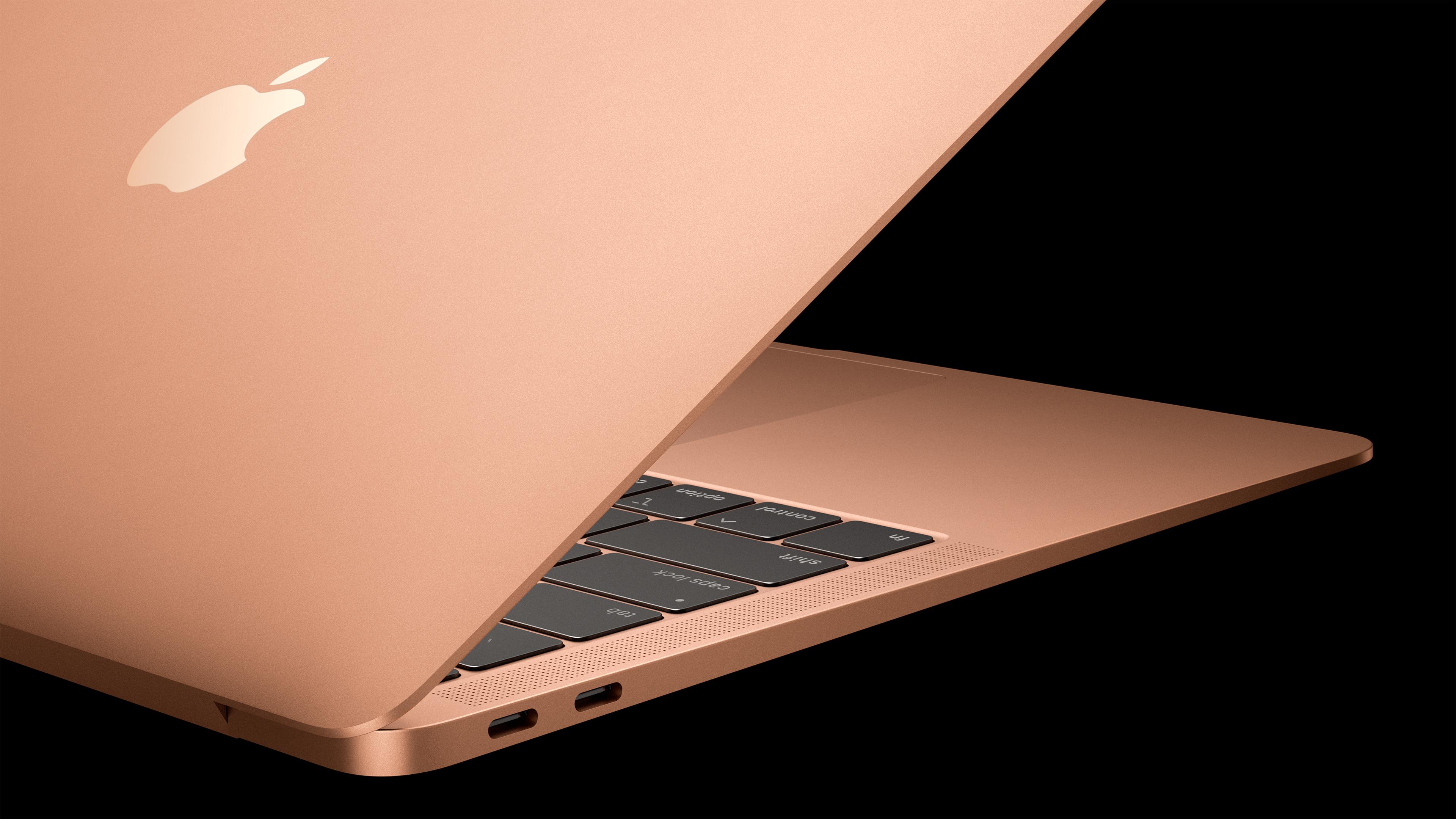 MacBook Air 2018 Build