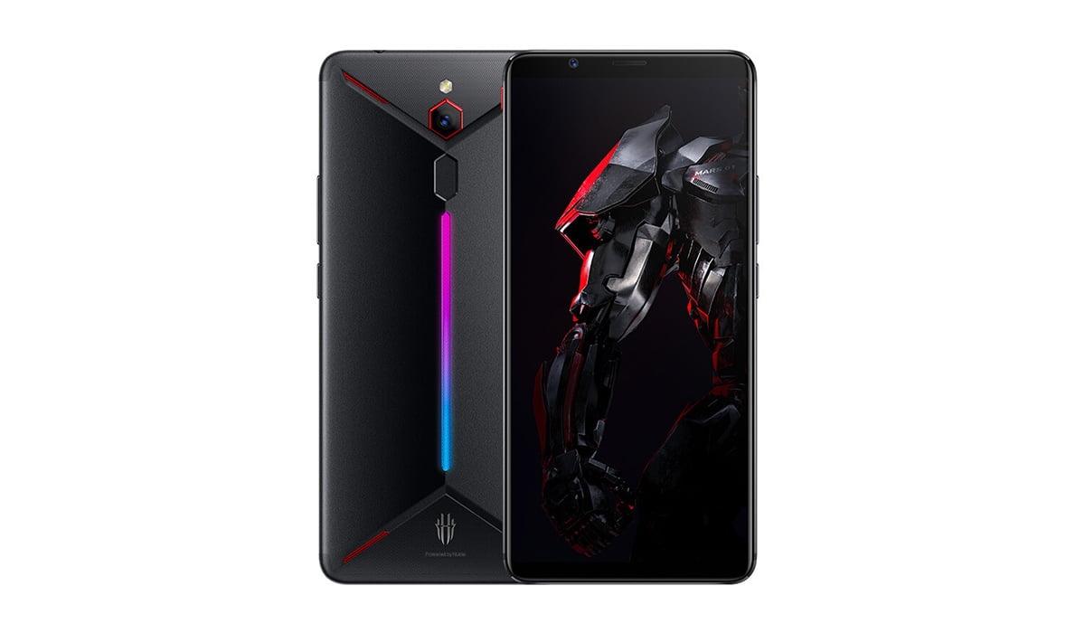 Image of Nubia Red Magic Mars gaming smartphone