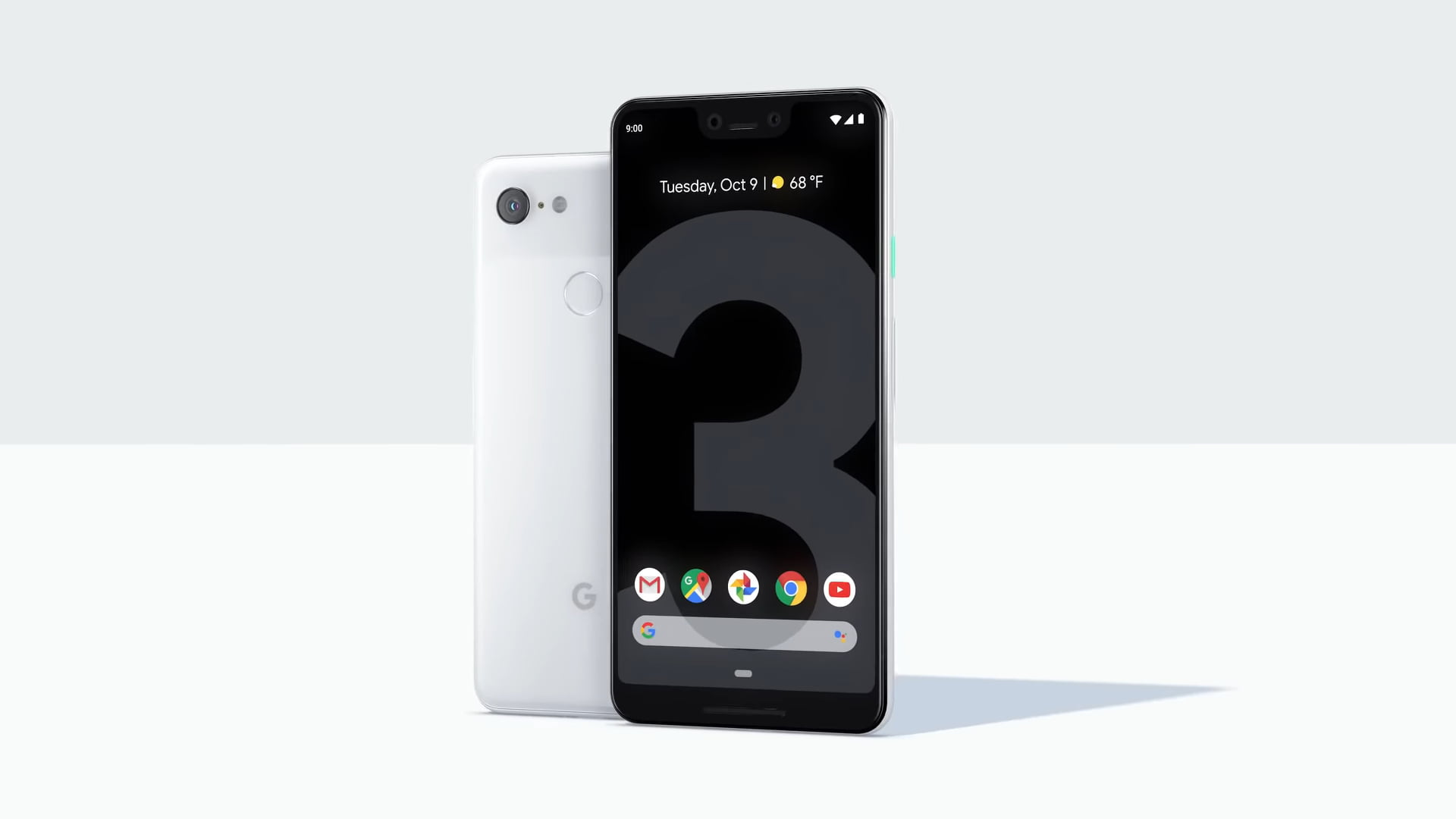 Google's say on Pixel 3 issue