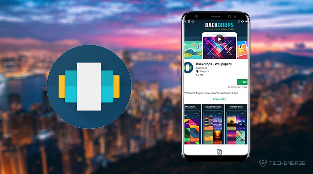 backdrops wallpapers app for android