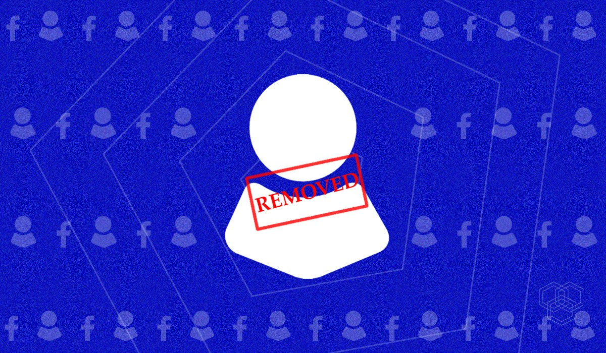 facebook fake accounts deleted
