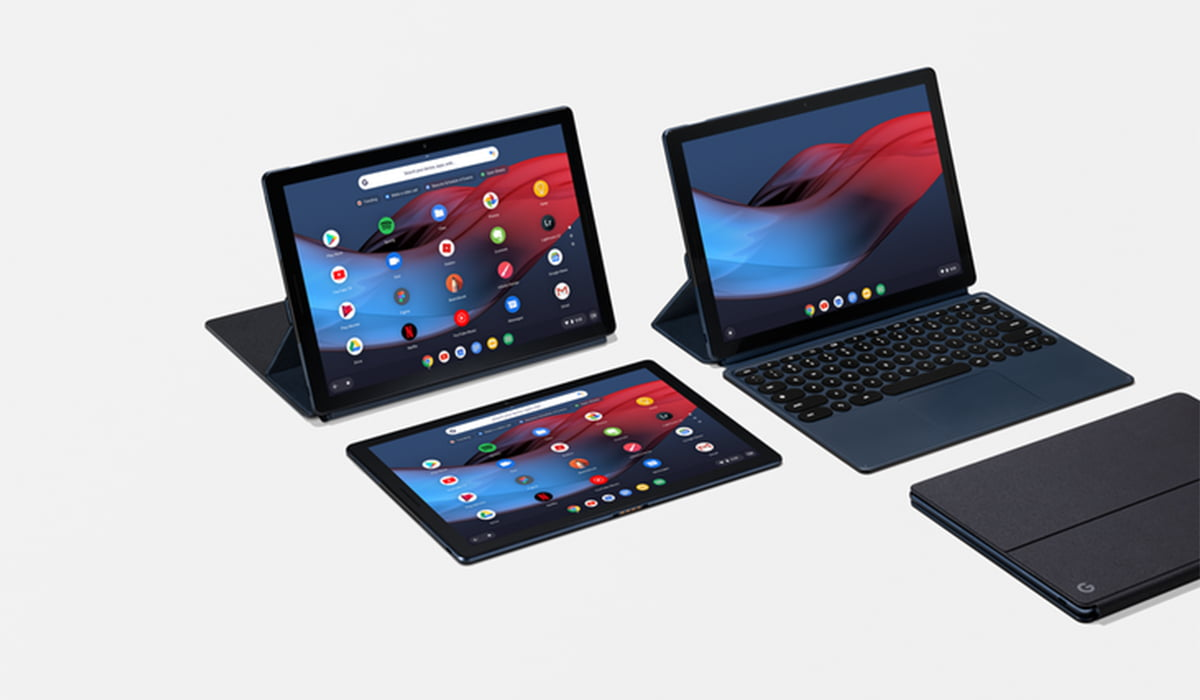 google pixel slate tablets with keyboard