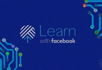 facebook launches 'learn with facebook'