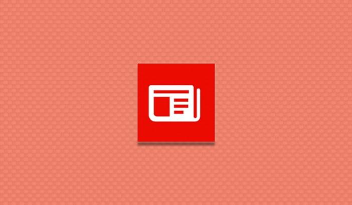 An image with Microsoft News app logo