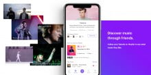 Playlist music app lets you listen to songs with others in real-time