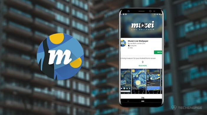 muzei wallpaper apps for android