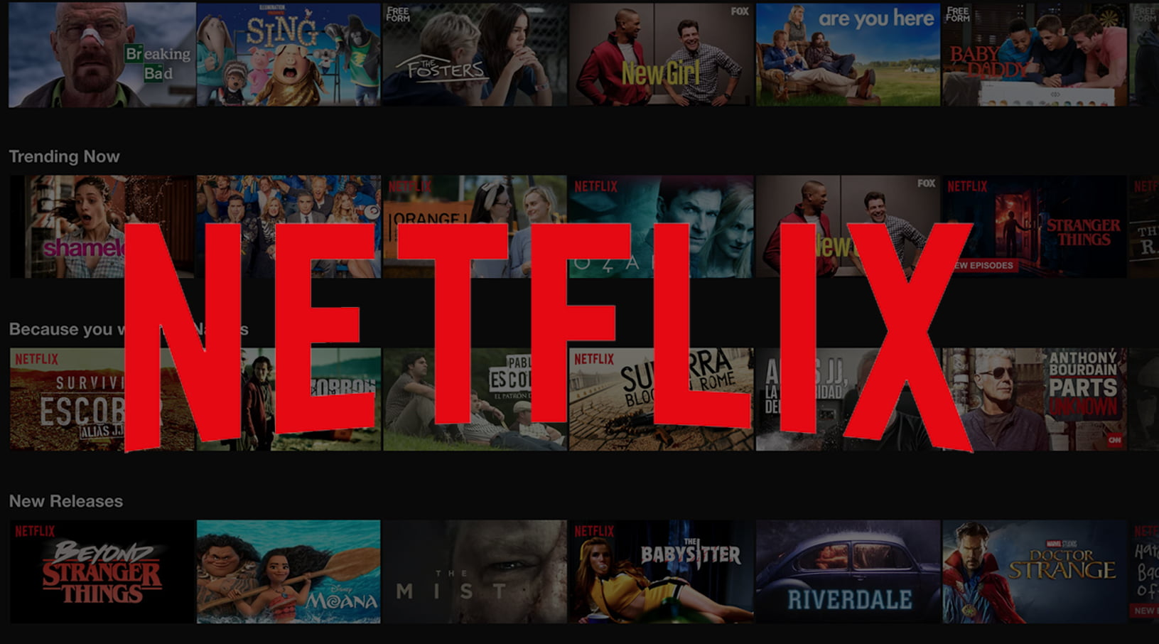 Netflix broke many records on mobile in November
