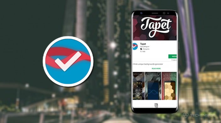 tapet mobile background app for android