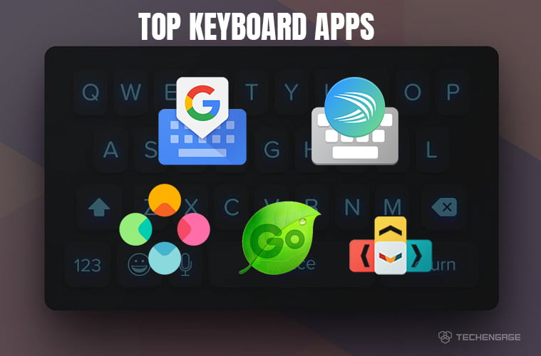 Top keyboard Apps