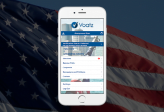 voatz blockchain mobile voting