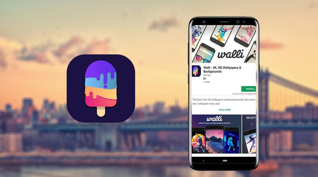 walli wallpaper apps on google play store