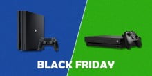 Playstation and Xbox are both bringing great Black Friday deals