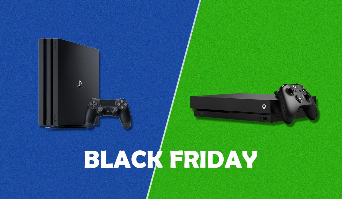 xbox and playstation black friday deals