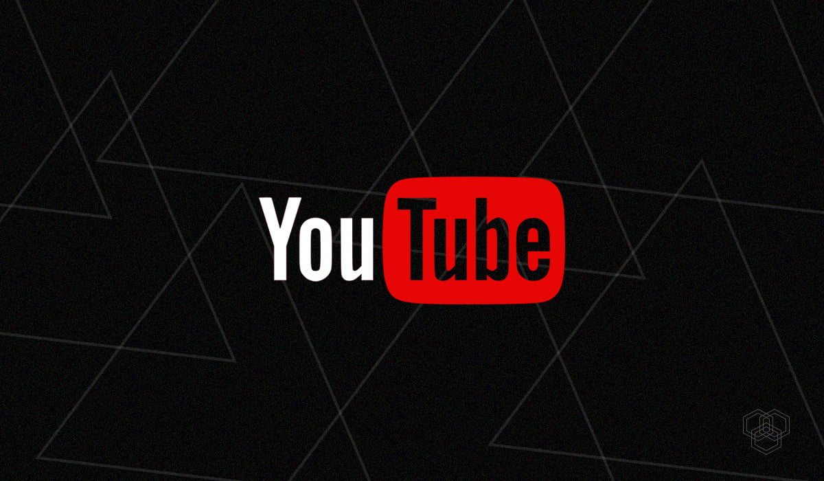 YouTube logo illustration