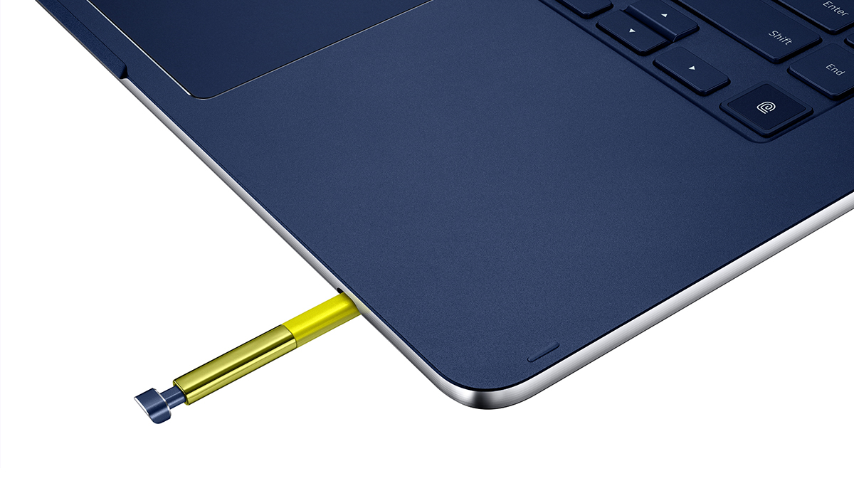 Notebook 9 S-Pen