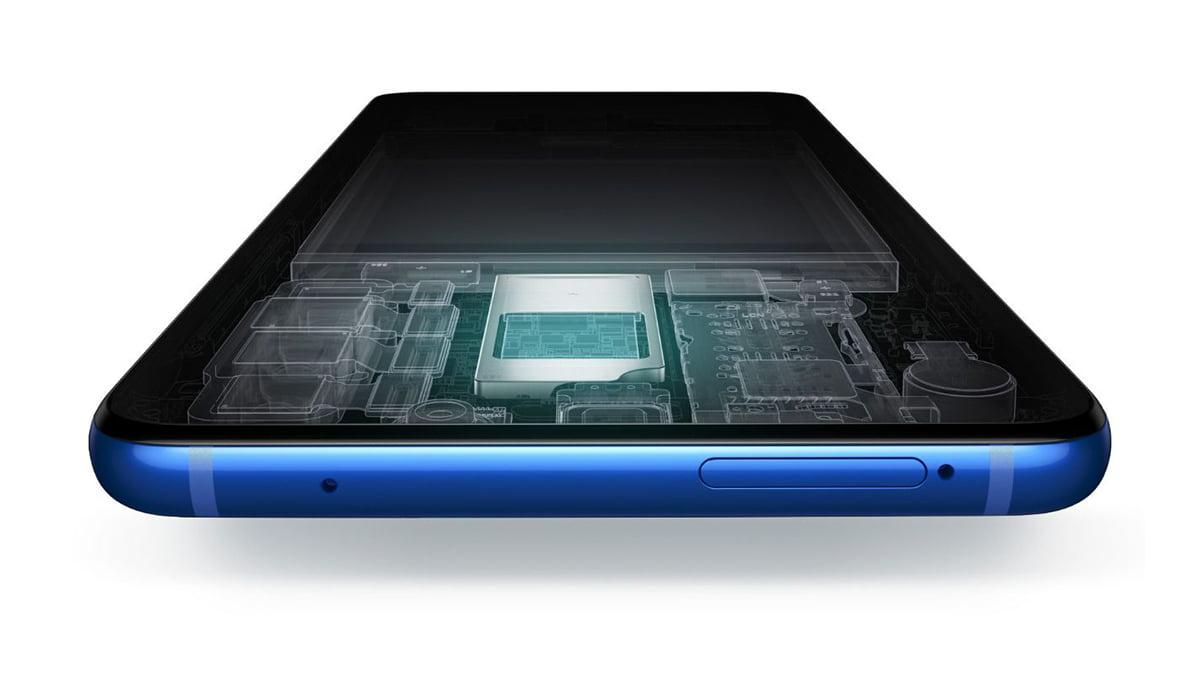 Galaxy A9 chipset