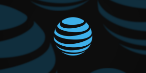 AT&T company logo illustration