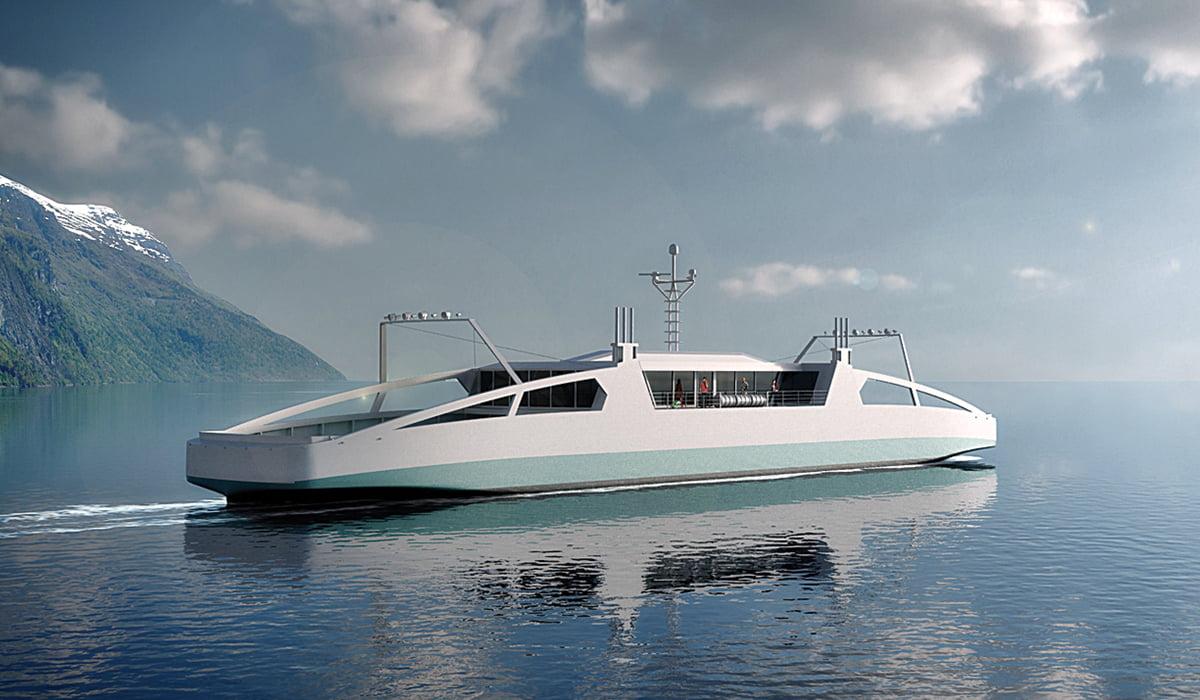 autonomous ferry