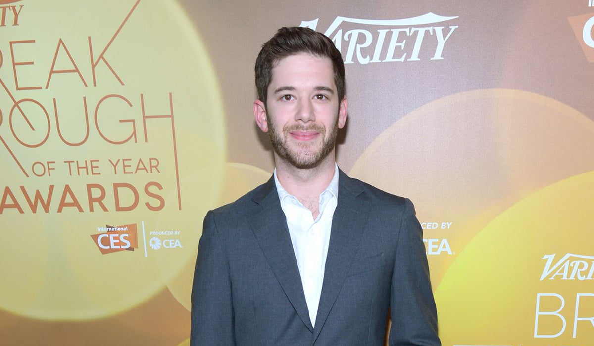 A picture of Co-founder Vine and HQ Trivia, Colin Kroll