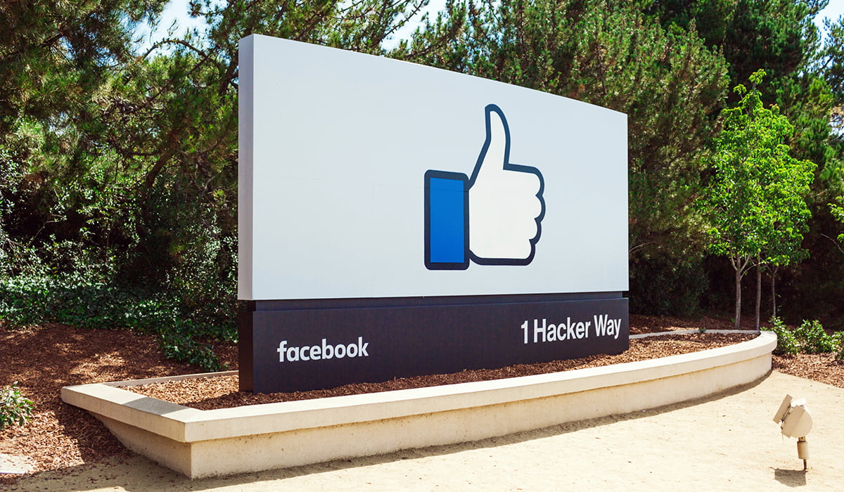 Facebook HQ, 1 Hacker Way