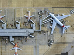 Gatwick Airport Airview