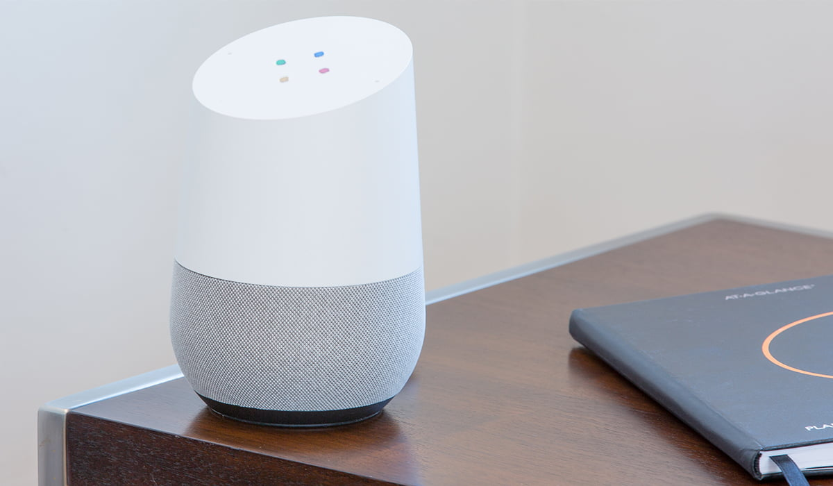 google home and ai