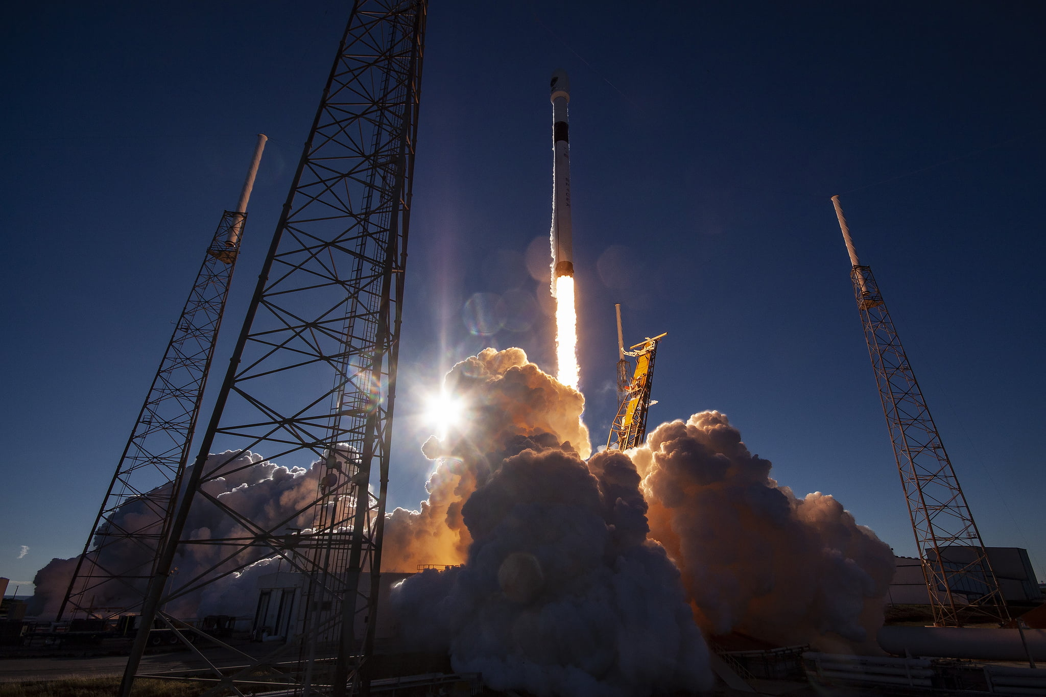GPS-III 2 mission SpaceX for military launching