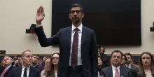 CEO Google had a hearing at Capitol Hill