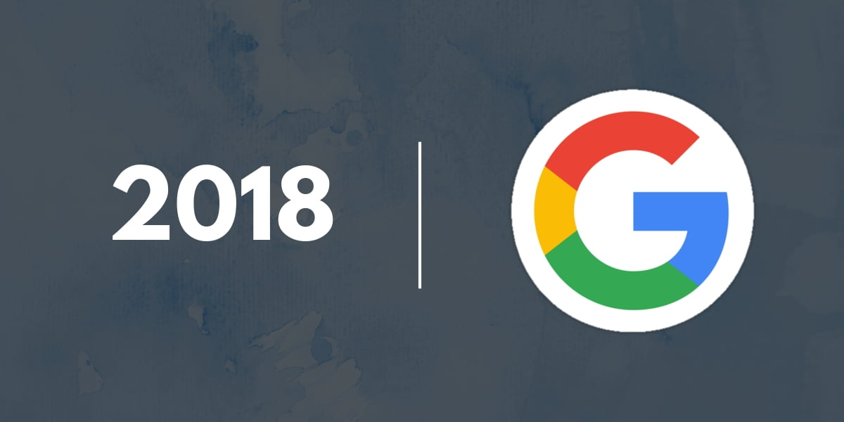 Google in 2018